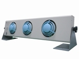 放電針の無いイオナイザ ワイドファンタイプ FD-F360